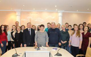 Открытое заседание Юридической клиники в филиале РАНХиГС.