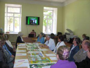 Заседание комиссии по вопросам материнства, детства и защиты прав женщин