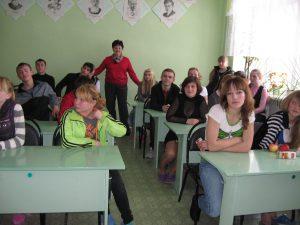 Общество потребителей в орловском православном лицее и школе-интернате
