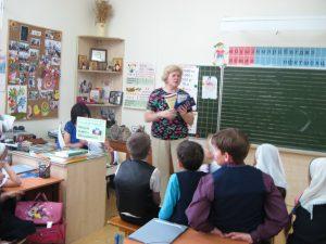 Азбука юного потребителя в лицее № 21 и орловской православной гимназии