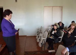«Социально – правовая приемная потребителей услуг ЖКХ» в администрации Дмитровского района