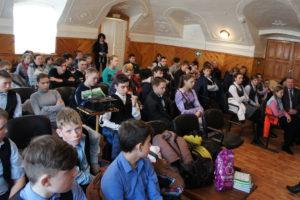 Семинар «Права юных потребителей» в городе Болхов.
