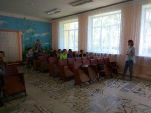 Семинар «Права юных потребителей» в КОУ ОО «Нарышкинская школа – интернат для детей – сирот и детей, оставшихся без попечения родителей».